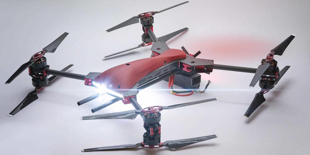 ViraCopter 4x8 RedKite 750 Oktokopter Drohne mit bis zu 5 kg Payload